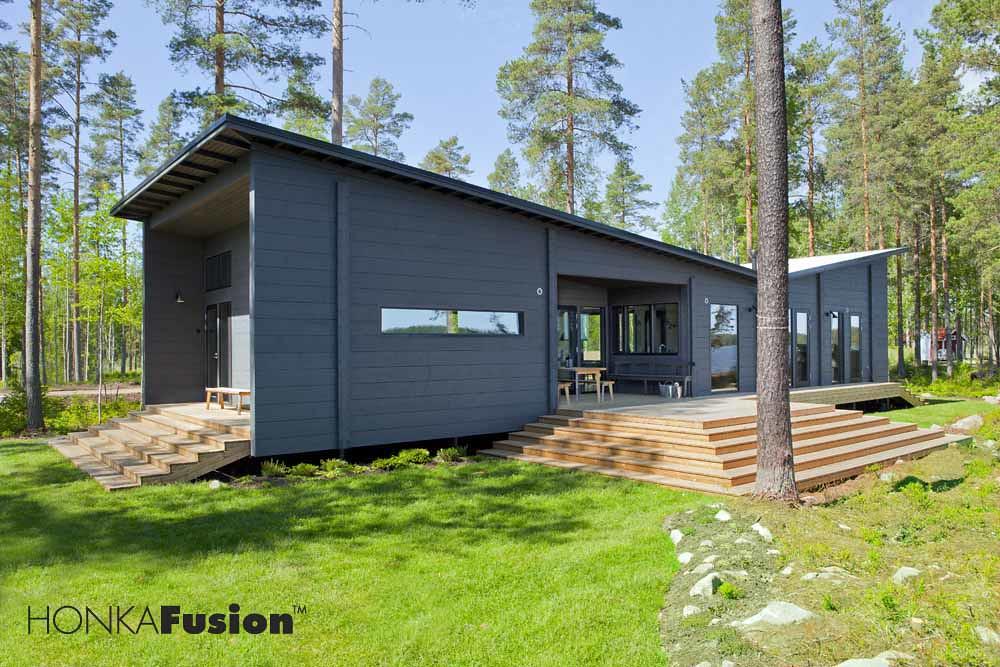 Honka fusion maison basse consommation honka maison bois flickr - Maison basse consommation ...
