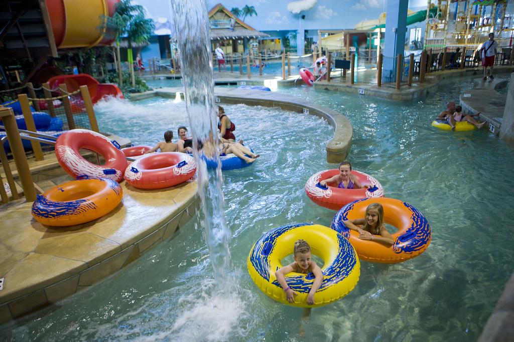 Splasher 39 S Water Park In The Canad Inn Destination Center Flickr