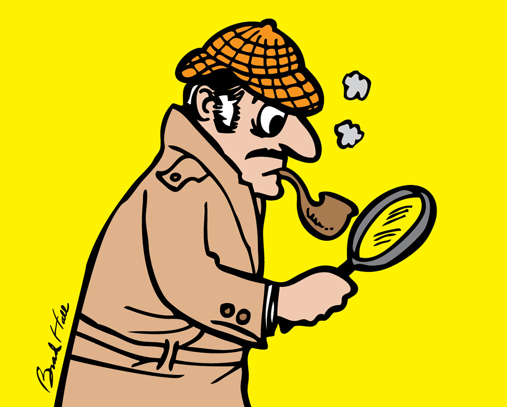 all sizes copyright free cartoon drawing of a detective flickr photo sharing