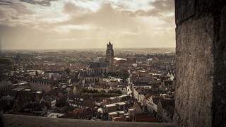 Over Bruges | by Gilderic Photography