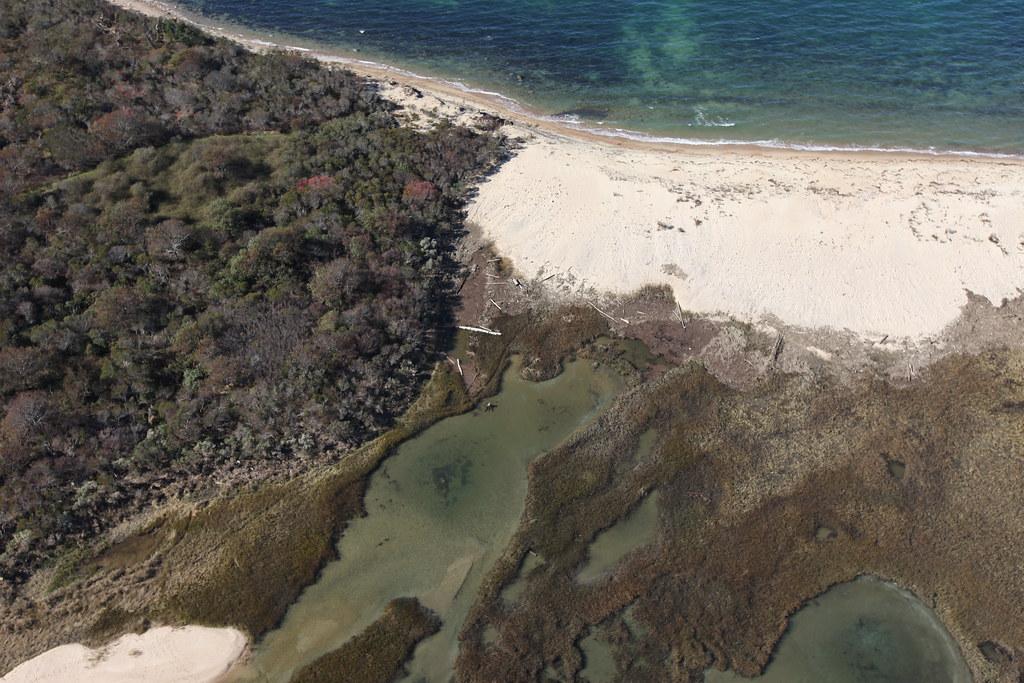 Block Island National Wildlife Refuge Map