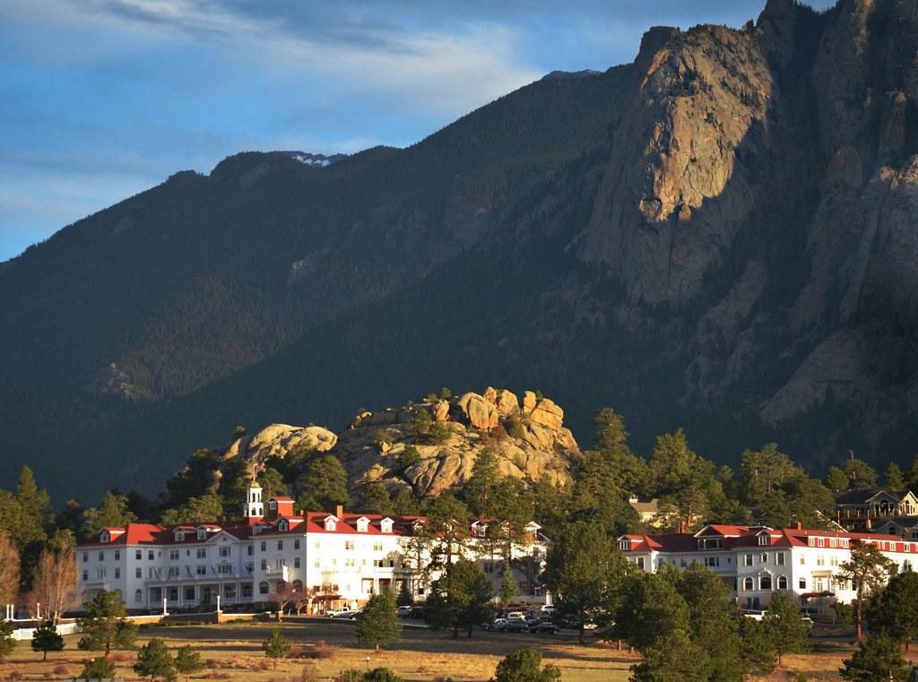 The Stanley Hotel Estes Park Colorado The Stanley Hotel