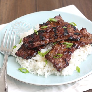 Grilled Beef Teriyaki | by Tracey's Culinary Adventures