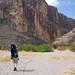 Hiking to the Rio Grande