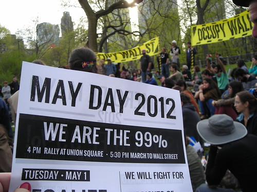 May Day Flier GA 4-14-12 CentralPark | by pameladrew212