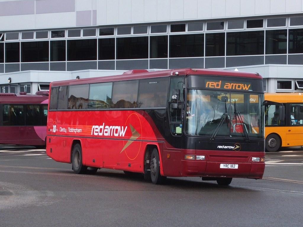 trent barton 62 Derby | trent barton 62 YRC182 a 1997 Volvo … | Flickr