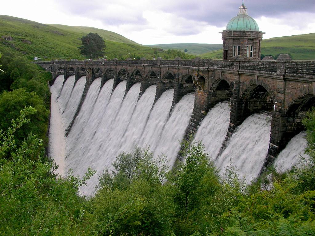 Craig Goch Dam, Elan Valley, Powys, Wales Historypowys