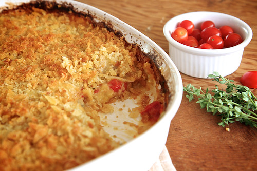 Tomato & Potato Gratin 129 | by The Noshery