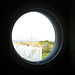 20120726 1814 - Bethany Beach trip - portal window in our new room - IMG_4717