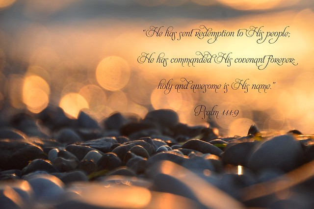 Psalm 111:9