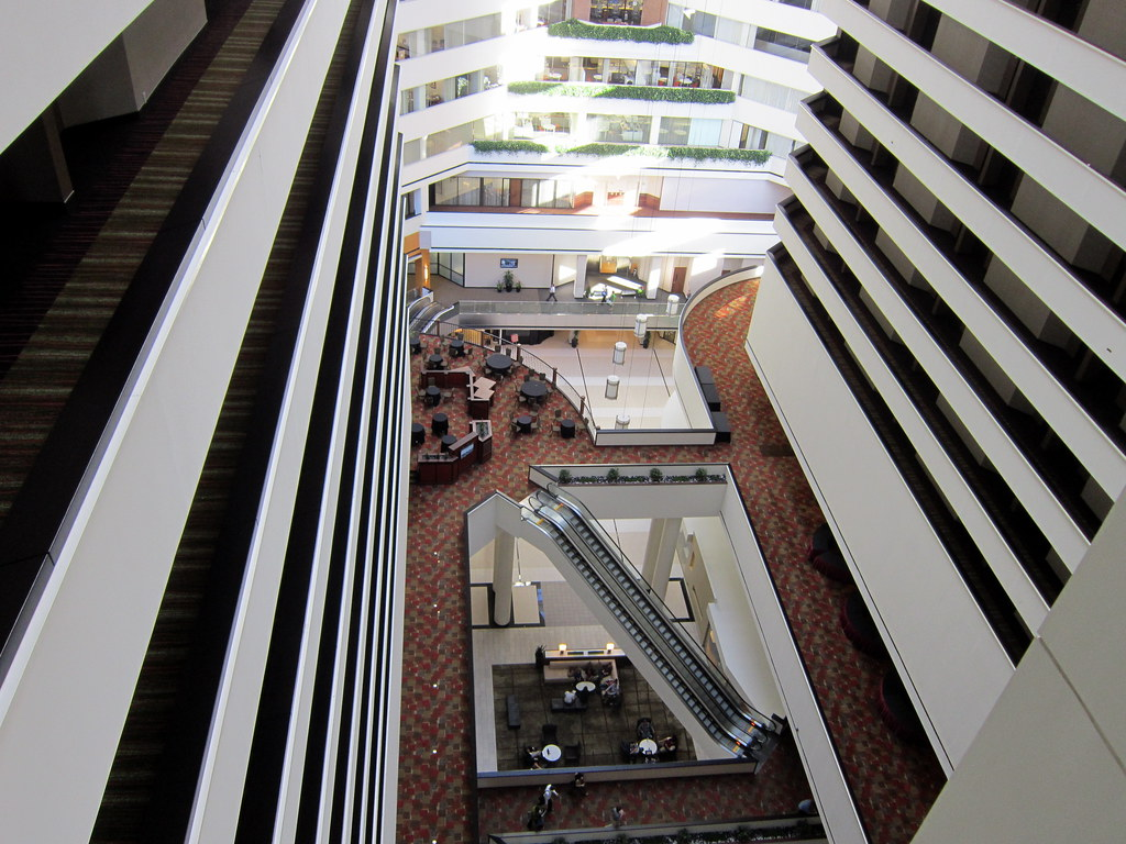 Hyatt Regency New Orleans Strand Room