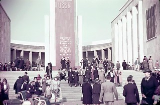 1939 New York World's Fair, Russian pavilion | by Photos from the 1950s