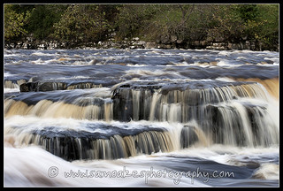 Lower Aysgarth Falls, North Yorkshire Dales National Park | by sam oakes photography