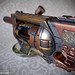 Steampunk Gun : 6 : Nerf Maverick : TinkSPG