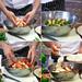 Lobster Caprese Salad