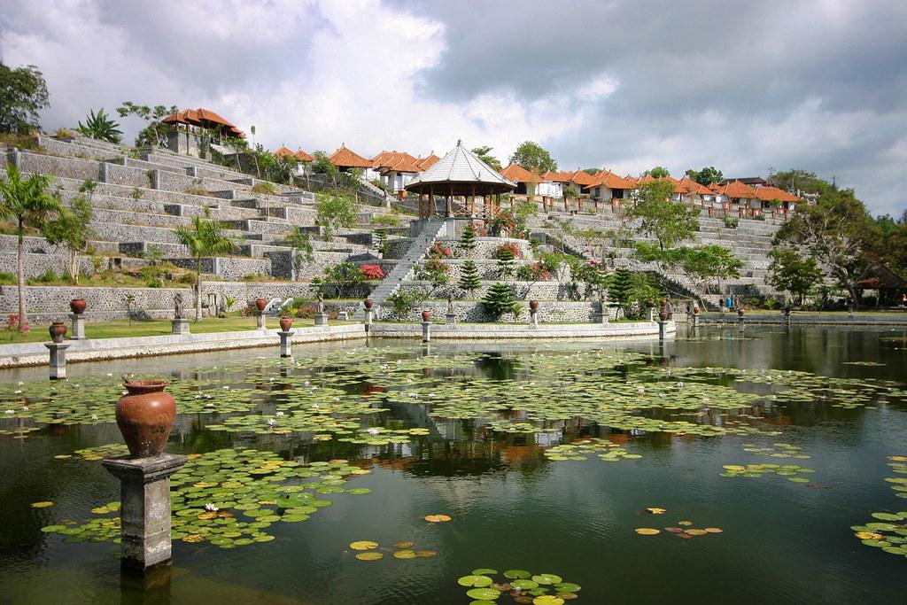 Taman Ujung Water palace | Taman Ujung Water palace, Bali, I ...