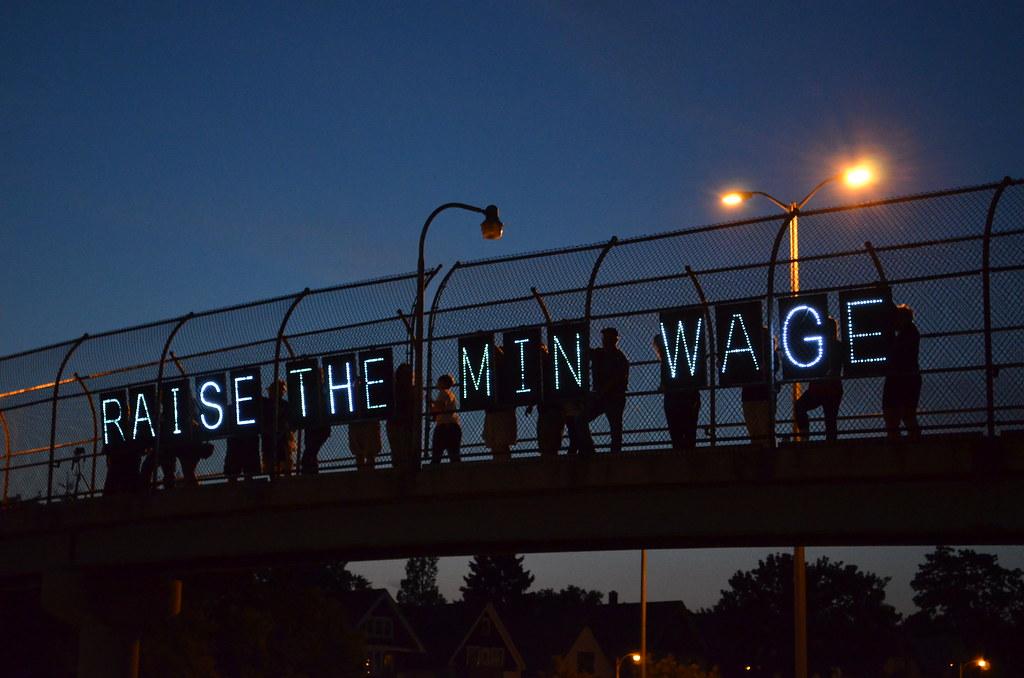 Minimum Wage Jobs Sand Fast Food