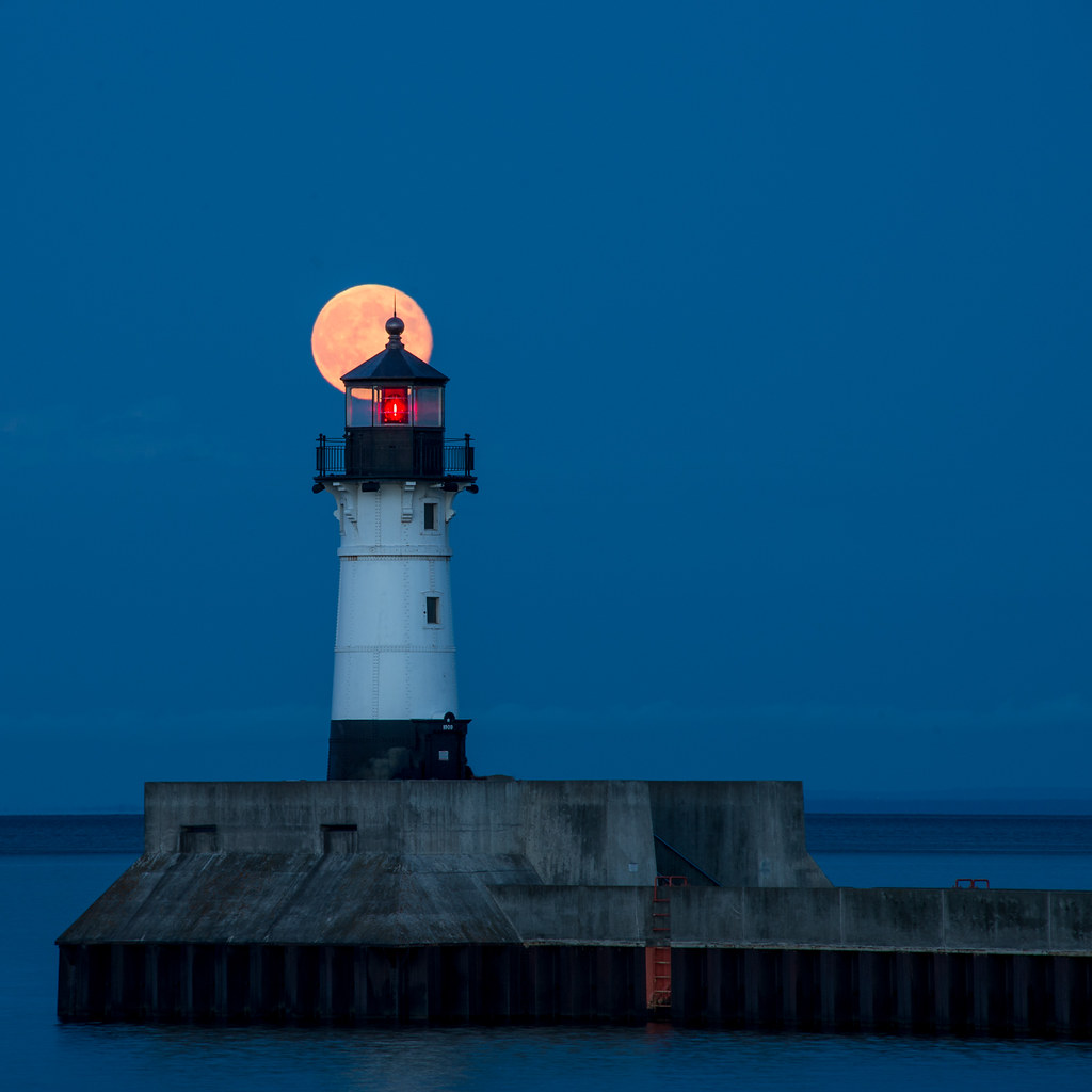 Mooning Over New Missoni: This Photo Was Taken Of A Full Moon