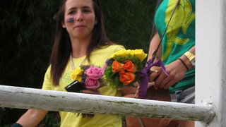 #london2012: a close look at olympic champions flower bouquets | by gorgeoux