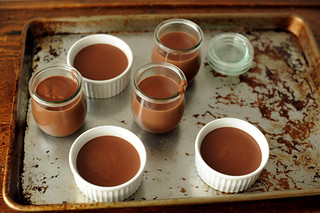 chocolate pudding | by sassyradish