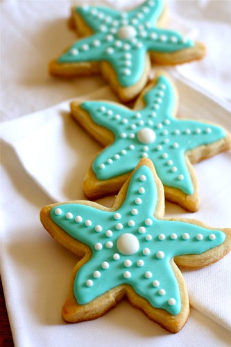 starfish sugar cookies | by Hungry Housewife