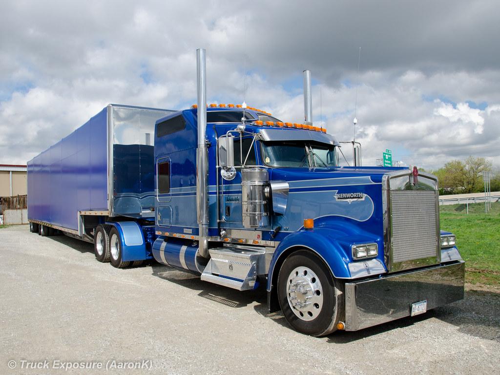 Lanita Specialized Kenworth W900l Mid America Trucking