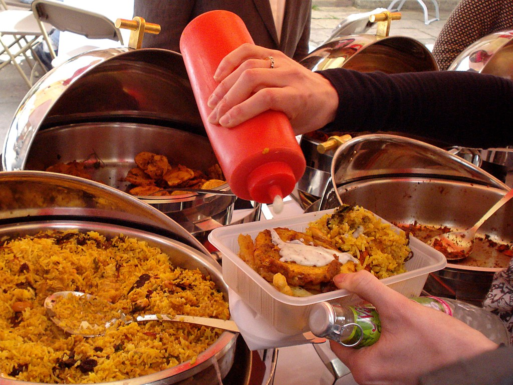 London Food Festival September