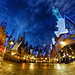 Wizarding World of Harry Potter: Hogsmeade at Night
