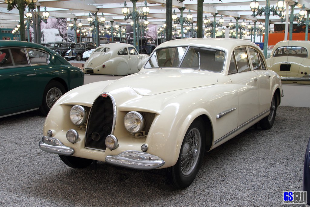 1951 1956 Bugatti Type 101 03 03 In Order To