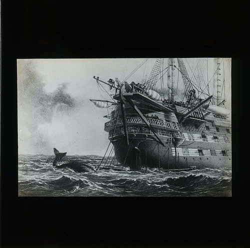 HMS Agamemnon (Lantern slide) | by British Postal Museum & Archive