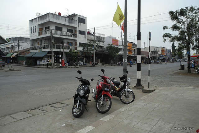 Lahan Sai Thailand  City pictures : Lahan Sai, Buriram
