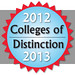 Colleges of Distinction 2012-13