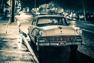 A Proper Car For A Night Out - Revisited | by Ryan Katsanes Photography