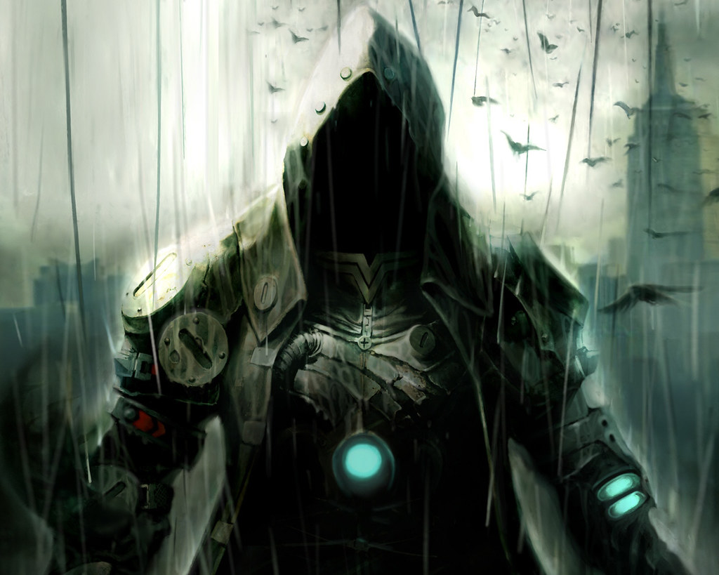 gothic-anime-post-apocalyptic-assassin-from-dark-610451 ...