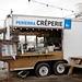 Perierra Creperie Food Cart, Portland Oregon