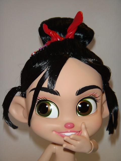 Vanellope Von Schweetz Talking Doll - Wreck-It Ralph - 11 -7657