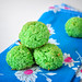 Spiked Coconut Macaroons