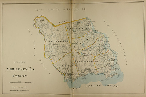 Page 238 & 239 of Town and city atlas of the State of Connecticut. / Compiled from government surveys, county records and personal investigations | by uconnlibrariesmagic