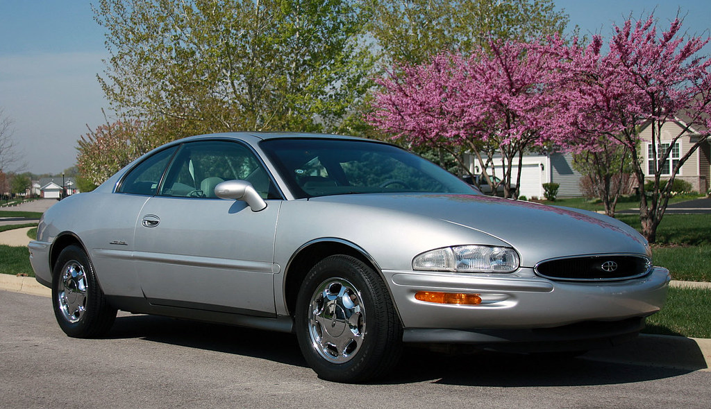 1999 Buick Riviera Silver Arrow 39 Of 200 Themodcouple