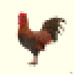 Censored Rooster