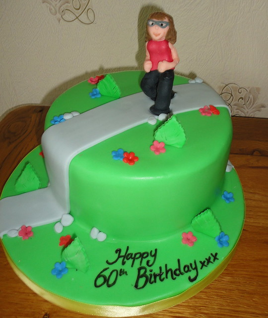 Birthday Cake Pictures For Runners : Running Cake Flickr - Photo Sharing!