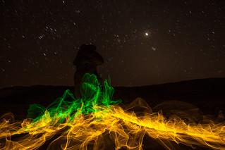 magic fire in goblin vally utah | by tmo-photo