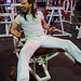 Andrew W.K. Thigh Master