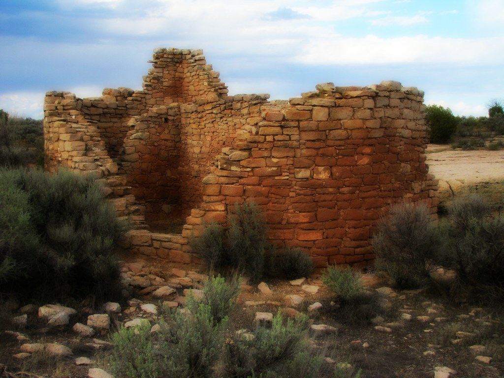 Hovenweep 9 Hovenweep National Monument Is Located On