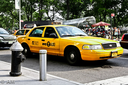 New York Taxi | by Atif-US photography