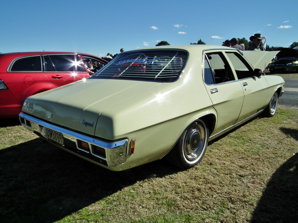 1972 holden hq kingswood sedan 1972 holden hq kingswood