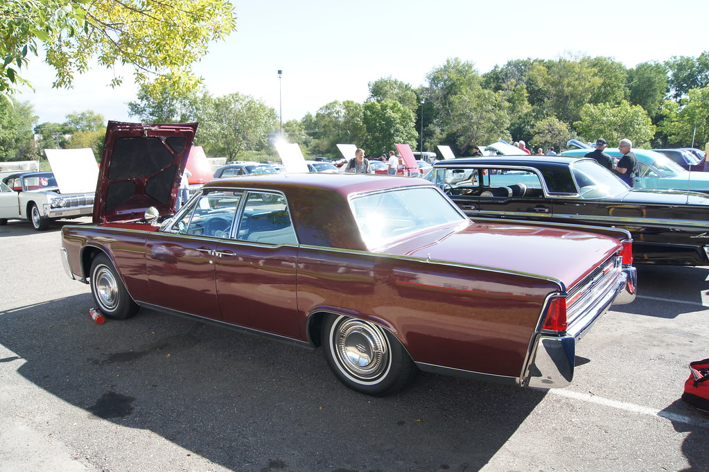 61 lincoln continental lincoln continental owners club 2 flickr. Black Bedroom Furniture Sets. Home Design Ideas