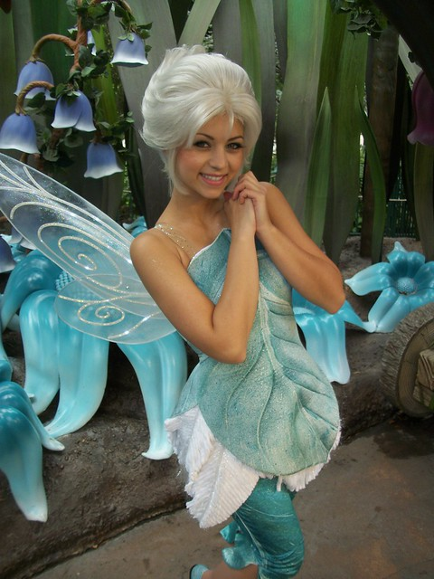 Periwinkle at Pixie Hollow   Flickr - Photo Sharing!
