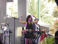 Coachella 2012 Day 1: Ximena Sarinana