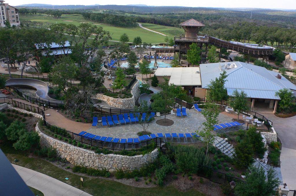 Water Park At Jw Marriott San Antonio Hill Country Resort